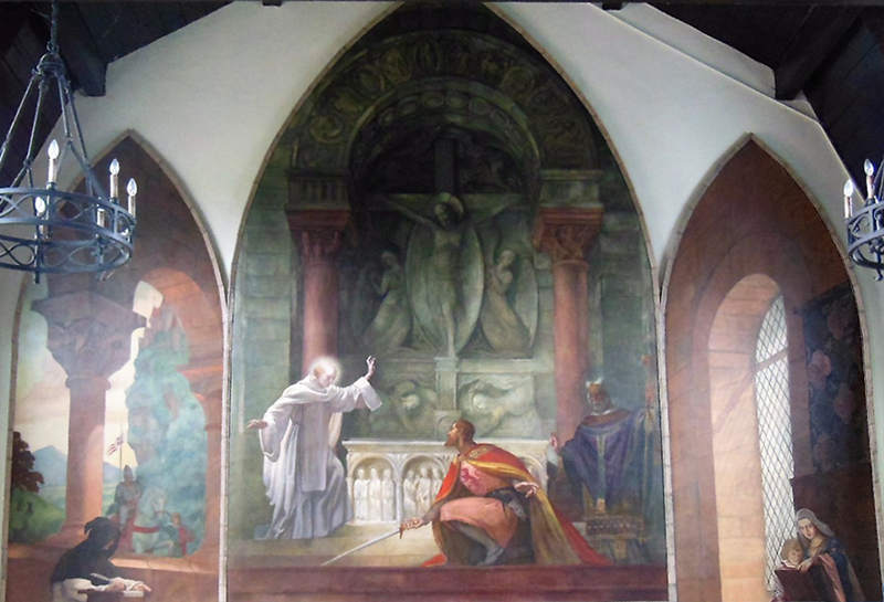 The Life of St. Bernard of Clairvaux after
