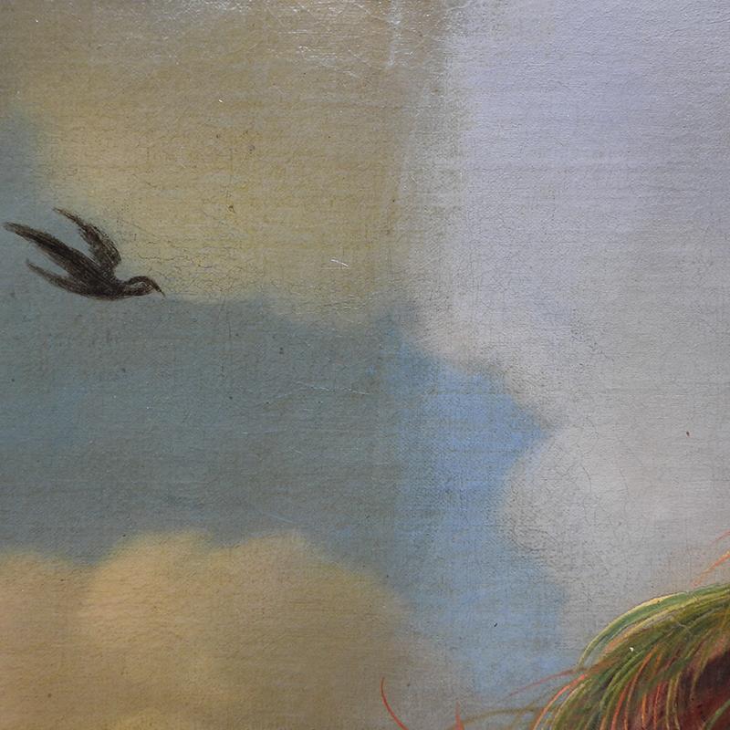 Melchior d'Hondecoeter Painting
